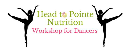 Head to Pointe Nutrition Logo