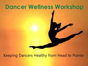 Dancer Wellness Workshop Logo