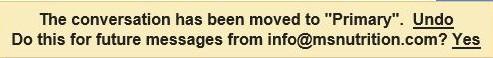 gmail prompt