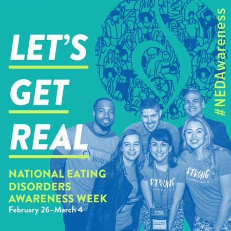 Let's Get Real About Eating Disorders
