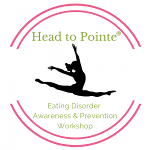 Head to Pointe Eating Disorder Awareness & Prvention